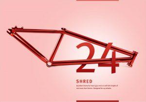 pride street shred frame 24 psbikes