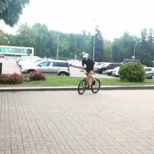 Cheers Serj Matt for his style from @serj_matt -  Когда не катаешься и нечего выкладывать☹️ #pridestreet #psbikes #psmainframe #psimpulse #psatlas #clean #style #steez #balance #control  #riders #riderschannel  #mtbstreet #mtb26 #mtbpower #mtbgrind #4pegs #street #moscow #russia #ciay #ca #vvcforce #autumn #fake #bar #barspin #creative