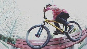 Picture from new Andy's edit  from @andyzoomtb -  F!LM!NG. #pridestreet @pridestreet #imbalance @_imbalance_ - #pridestreet #psbikes