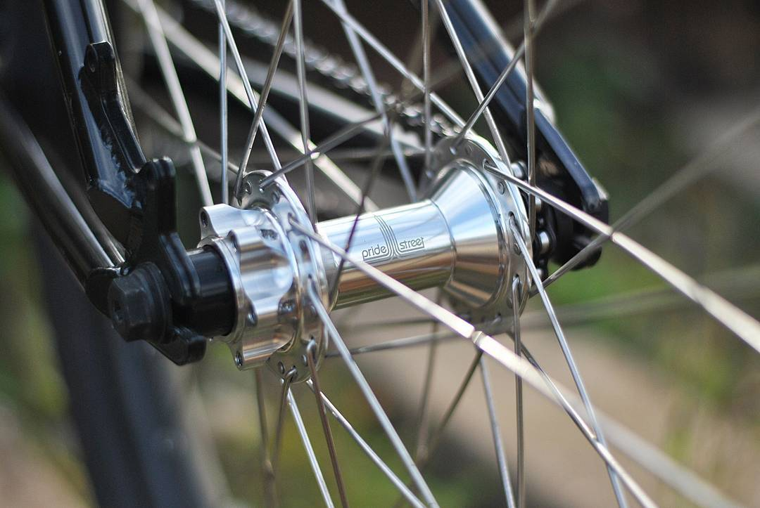 Pride Street Tribute Rear Hub 9T, mtb single speed, loud and extremely useful hub with new driver, the best you can dream, yo! #pridestreet #psbikes #tributehub