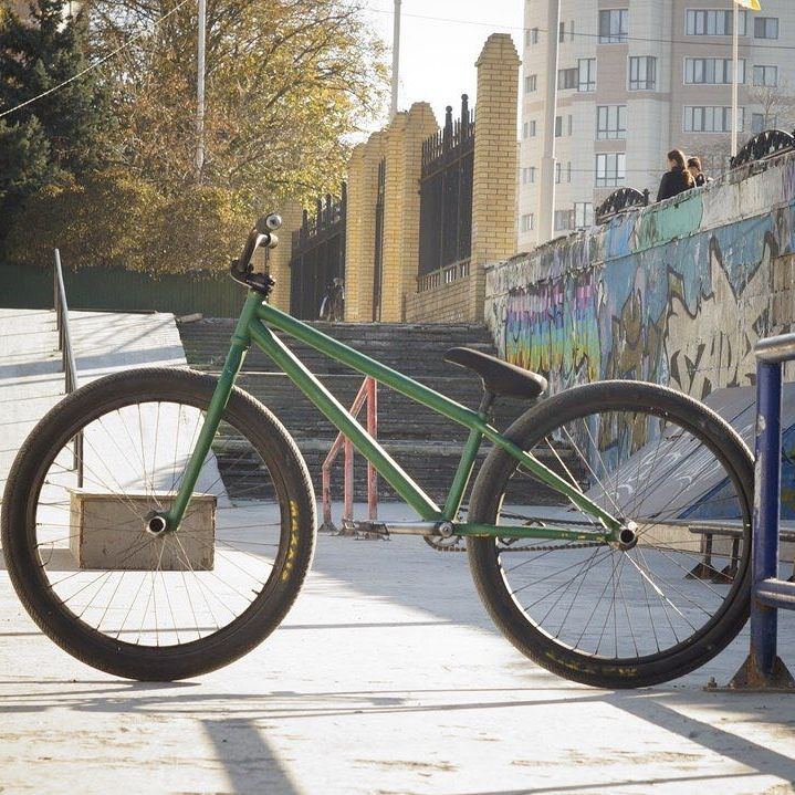 PS Main Frame 26″ Pro version  #pridestreet #psbikes #mainframepro