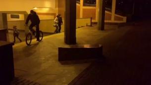 Bang bang 🔥 Elnur come back @elnur101 -  Потихоньку возвращаюсь в дело) #pridestreet #kutikataico #bike #mtb #bmx #mountainbike #yo #101 #street #barspin - #psbikes