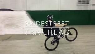 Moves from Alexey Sinayko @alexeysinayko -  трюк на Семёнке!!! 💻 Видео 🕒📹 @vanyaleonov  @pridestreet  @trailheadindastree  #TrailheadWear #TrailheadRussia  #THD #trailheadvideo #ps #pridestreet #mainframepro #psbikes